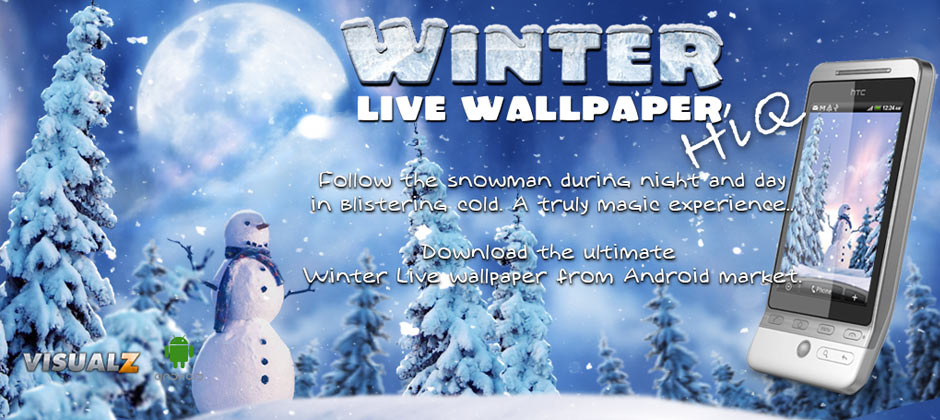 Winter Live Wallpaper HiQ
